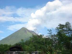 Arenal 5* backpackers