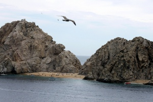 Lovers Beach ( Cabo San Lucas )