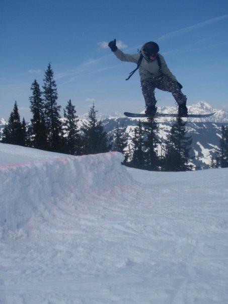 Ski Jump!