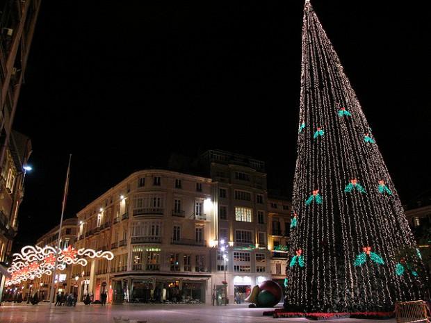 Malaga Christmas