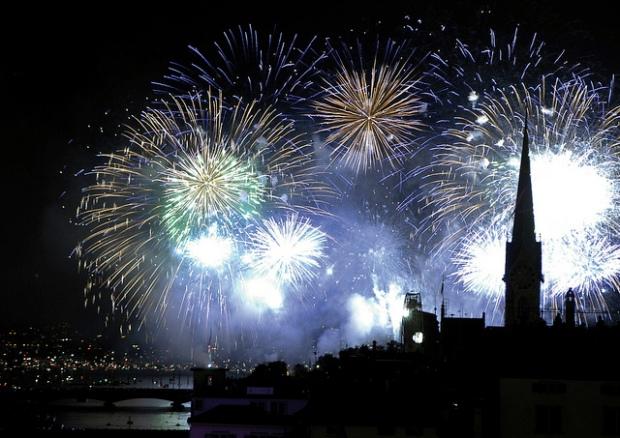 Fireworks 2012!
