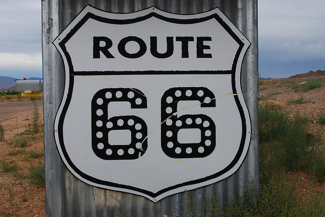 The mystique of route 66