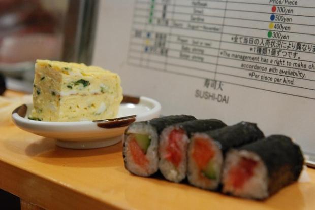 Sushi Dai - Tokyo